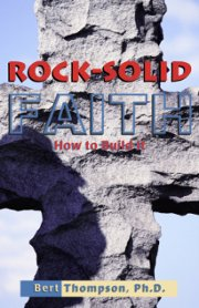 Rock-Solid Faith: How to Build It Book Cover