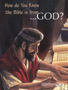 Cover of How do You Know the Bible is from God?