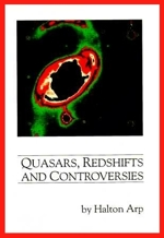Book: Quasars, Redshifts, and Controversies